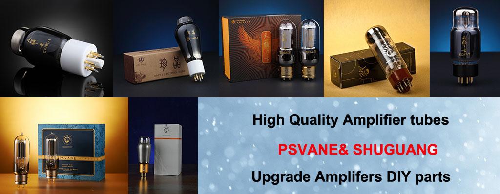2PC Shuguang  Vacuum Tube Hifi 572B Matched Pair for tube amplifier